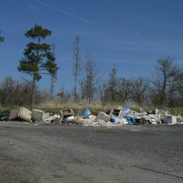 Zahájení programu MŽP na odstranění ekohavárií a černých skládek